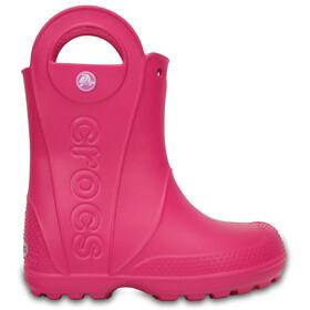 Crocs Handle It Gummistøvler Børn pink